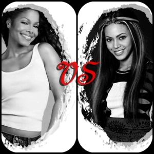 Janet Jackson vs Beyonce Knowles